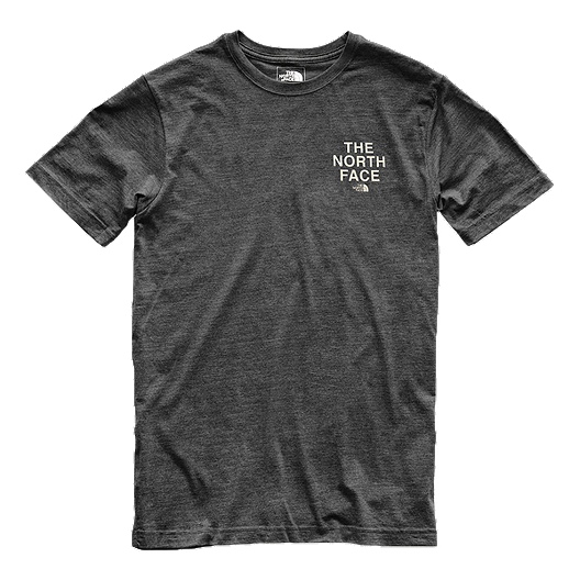 7365f3c5637772 The North Face Men s Tri-Blend Bear Activities T Shirt - Grey ...
