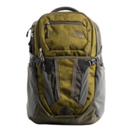 The North Face Recon 30L Day Pack - Fir Green Camo Print