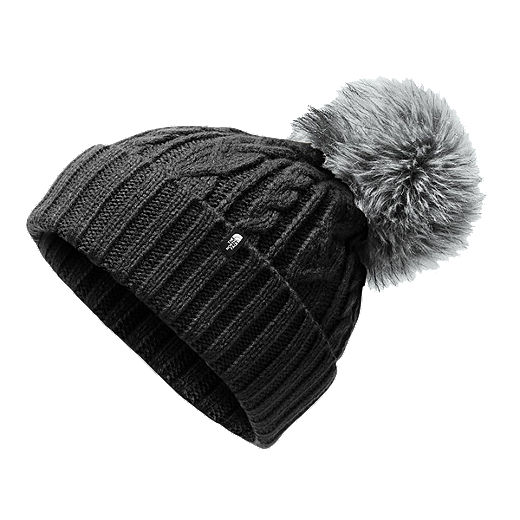 5c8b626ac The North Face Women's OH-Mega Fur Pom Beanie
