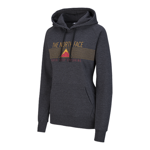 35ac8229a The North Face Women's Edge To Edge Pullover Hoodie - Black