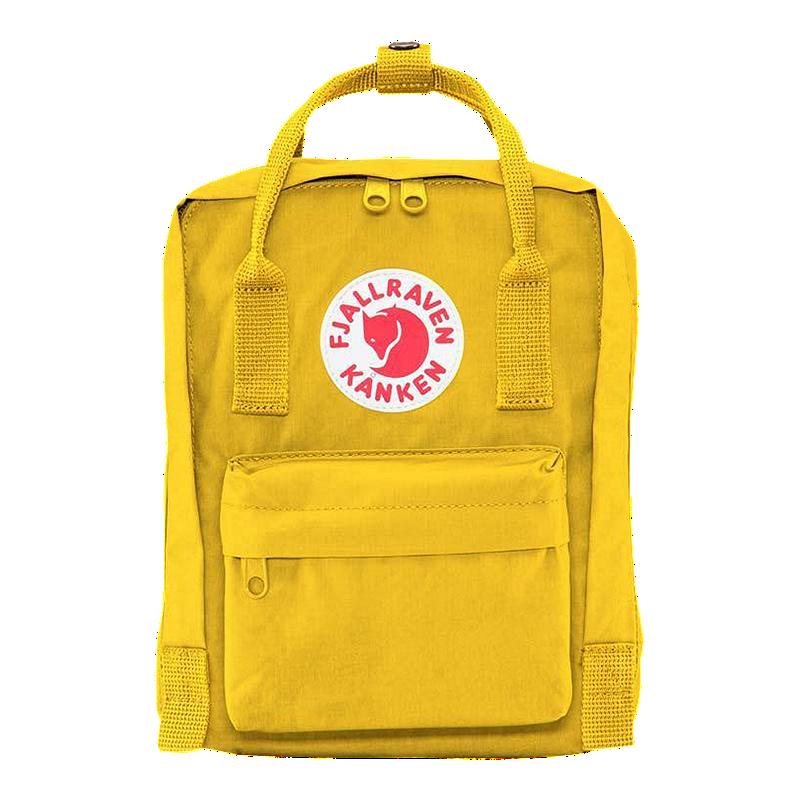 nowe style fantastyczne oszczędności Najnowsza moda Fjällräven Kånken Mini 7L Day Pack - Warm Yellow