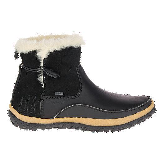 dfcefd4b3174 Merrell Women s Tremblant Pull On Polar Waterproof Winter Boots - Black.  (13). View Description