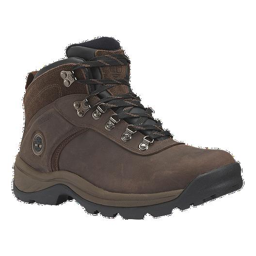 f07d124b42 Timberland Men s Flume Mid Waterproof Boots - Dark Brown