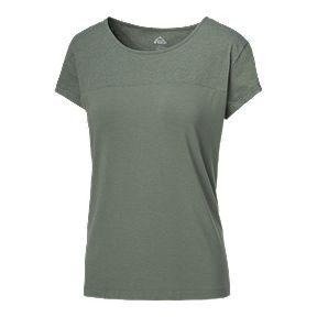 529e53b59 McKINLEY Women's Veta II T Shirt - Laurel Wreath Melange