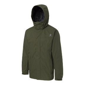 Woods Men's Tiedemann 2L Shell Jacket - Ivy Green