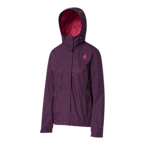 Woods Women's Tiedemann 2L Shell Jacket - Potent Purple