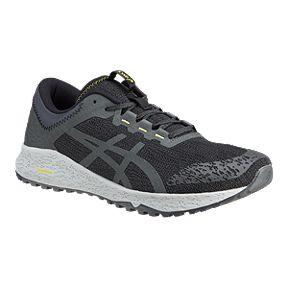 d761a064481 ASICS Men s Alpine XT Running Trail Shoes - Black Grey