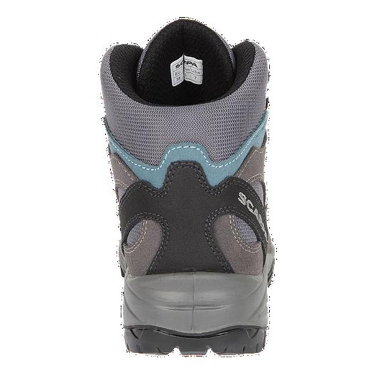 a5bede134b7 Scarpa Women's Mistral GTX Hiking Boots - Smoke/Lagoon
