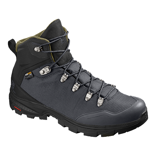 f1804821d59 Salomon Men's OUTback 500 GTX Hiking Boots - Ebony/Black