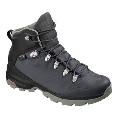 e63df3bb29a Salomon Women's OUTback 500 GTX Hiking Boots - Ebony/Shadow