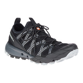 Merrell Men's Choprock Hiking Shoes - Black