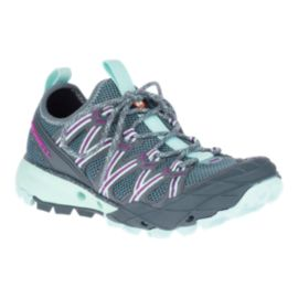 Merrell Women's Choprock Hiking Shoes - Blue Smoke