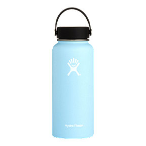 Hydro Flask 32 oz Wide Mouth Water Bottle - Frost