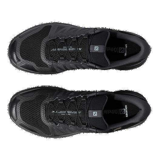 Salomon Men's XA Discovery GTX Trail Running Shoes Black
