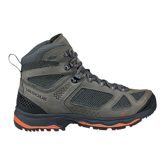 0d42e18f7c9 Vasque Men's Breeze III GTX Hiking Boots - Gargoyle/Rust