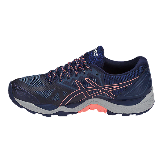 Asics Gel-fujitrabuco 6 Womens Running Trainers T7e9n Sneakers Shoes 4906 Discounts Price Athletic Shoes