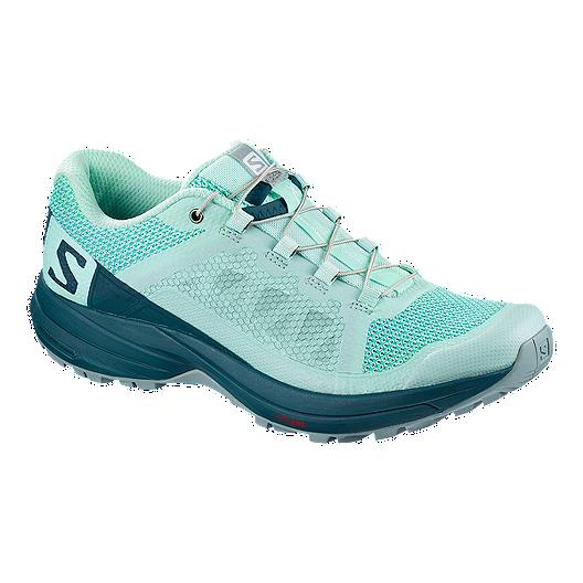 new style 2941b 71385 Salomon Women's XA Elevate Trail Running Shoes - Beach Glass/Reflecting