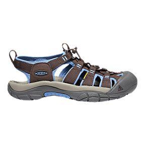 c81b2fc62a585 Keen Women s Newport H2 Sandals - Mulch Quiet Harbor