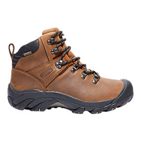 Keen Women's Pyrenees Waterproof Hiking Boots - Syrup