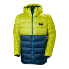 Helly Hansen Men's Vanier Glacial Down Jacket