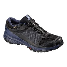 1c10e0f2da8c Salomon Women s XA Discovery GTX Trail Running Shoes - Black Blue