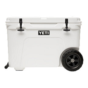 YETI Tundra Haul Wheeled Cooler - White