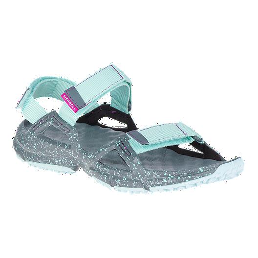 Women's Aqua Sandals Trekker Strap Merrell Hydro 8ZnOP0kNXw