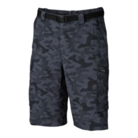 Columbia Men's Silver Ridge Camo Cargo Shorts