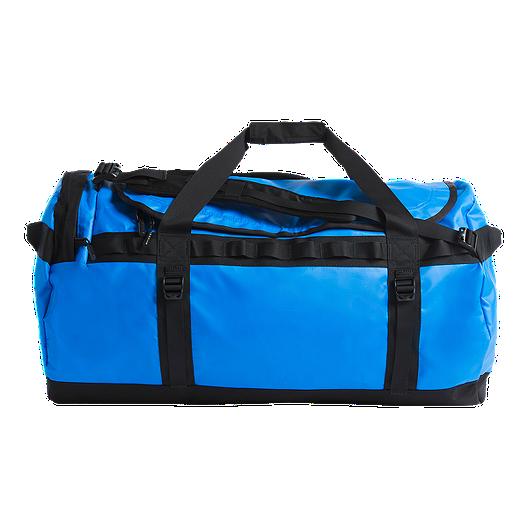 8ec4fd773 The North Face Base Camp 50L Small Duffel Bag - Bomber Blue