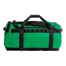 The North Face Base Camp 95L Large Duffel Bag - Primary Green