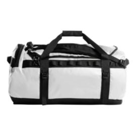 The North Face Base Camp 95L Large Duffel Bag - White