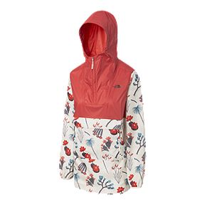 4101158022b9 The North Face Women s Printed Fanorak Anorak Jacket