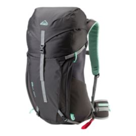McKINLEY Women's Lynx VT 38L Day Pack - Grey/Mint