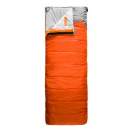 The North Face Dolomite 40°F/4°C Long Sleeping Bag - Monarch Orange