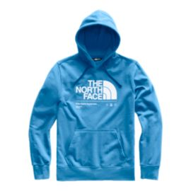 The North Face Men's Half Dome Explore Pullover Hoodie - Heron Blue