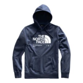 The North Face Men's Half Dome Explore Pullover Hoodie - Urban Navy