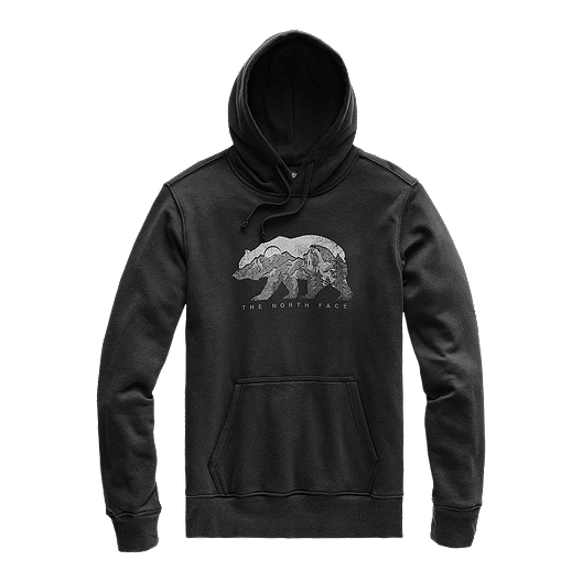 3fa750b1a The North Face Men's Bearscape Pullover Hoodie - Black