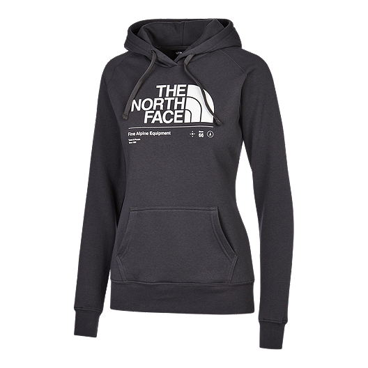 4ed24a623 The North Face Women's Half Dome Explore Pullover Hoodie - Grey