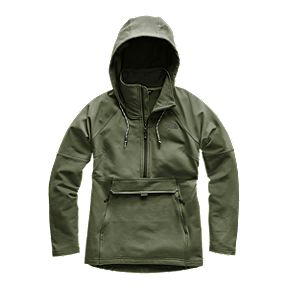 9363ca03153 The North Face Women s Tekno Ridge Hoodie - Four Leaf Clover