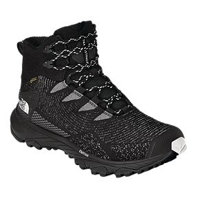 a4a0b53eaeea The North Face Men s Ultra Fastpack III Mid GTX Woven Hiking Boots - Black