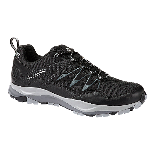 2d9411d29e0b5 Columbia Men's Wayfinder OutDry Hiking Shoes - Black/Lux