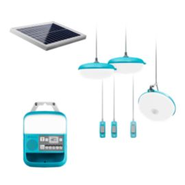 BioLite SolarHome 620 System - Light, Charging & Radio