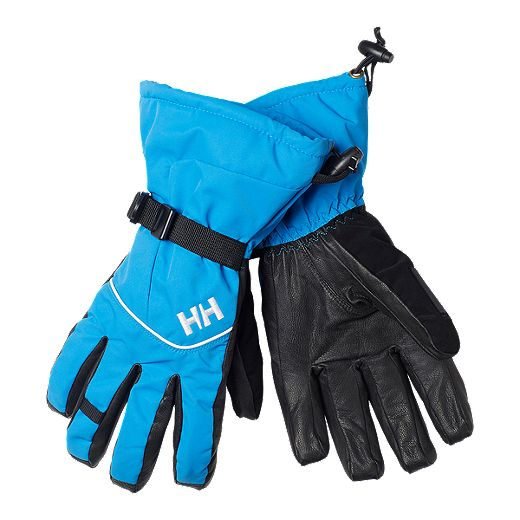 Helly Hansen Men's Journey HT Gloves - Racer Blue/Black