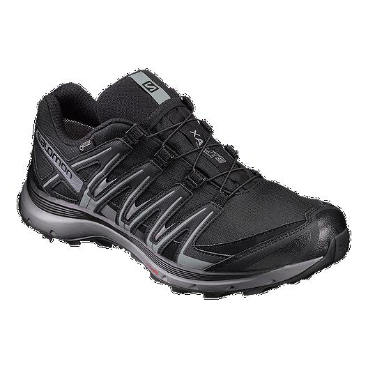 Salomon Salomon men's outdoor GTX waterproof breathable trail running shoes XA LITE GTX