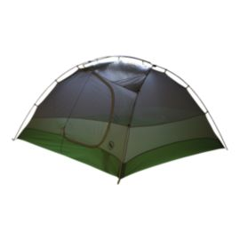 Big Agnes Rattlesnake SL4 mtnGLO 4 Person Tent - Gray/Plum