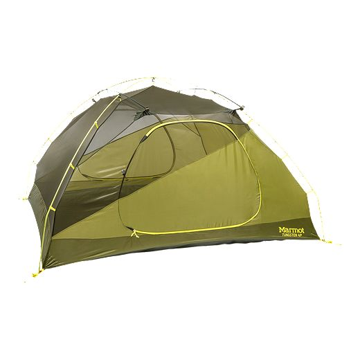 Marmot Tungsten 4-Person Tent - Green Shadow/Moss