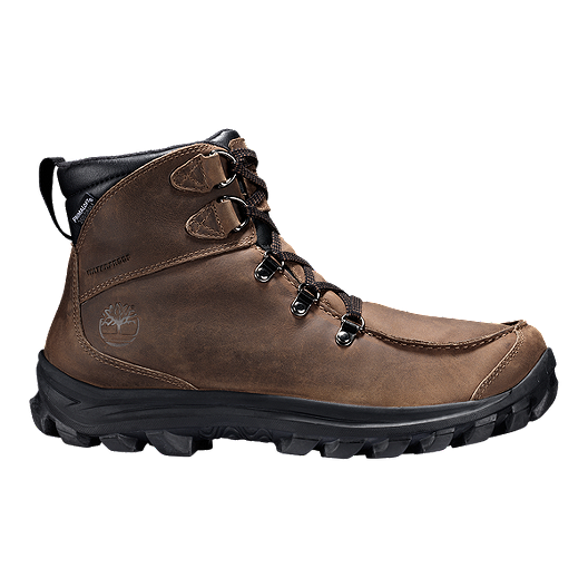7396bfdee81 Timberland Men's Chillberg Premium Waterproof Boots - Brown