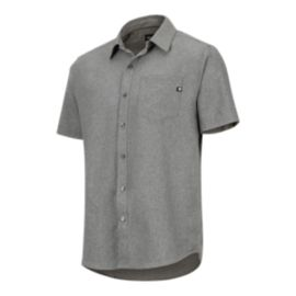 Marmot Men's Aerobora Short Sleeve Shirt - Cinder