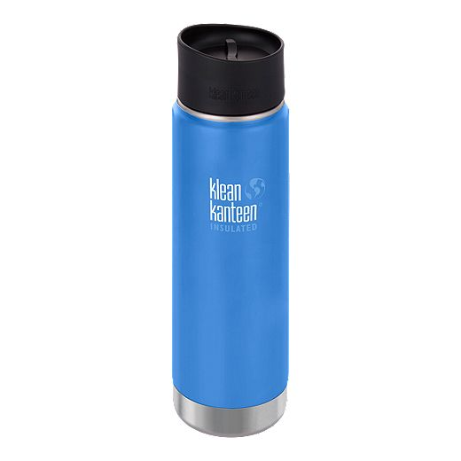 Klean Kanteen 20 oz Wide Insulated Coffee Kanteen - Pacific Sky