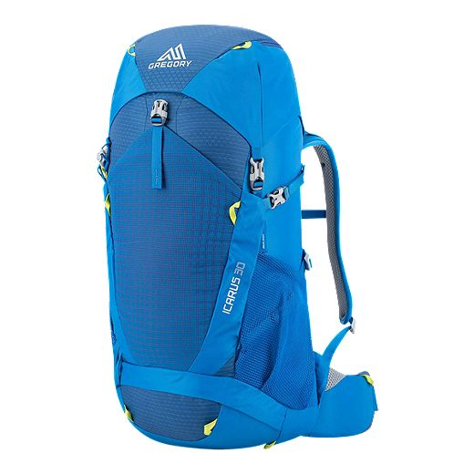 Gregory Kids' Icarus 30L Day Pack - Hyper Blue